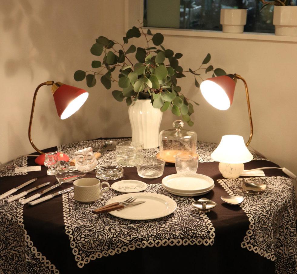 nordic vintage lamps marimekko quistgaard iittala