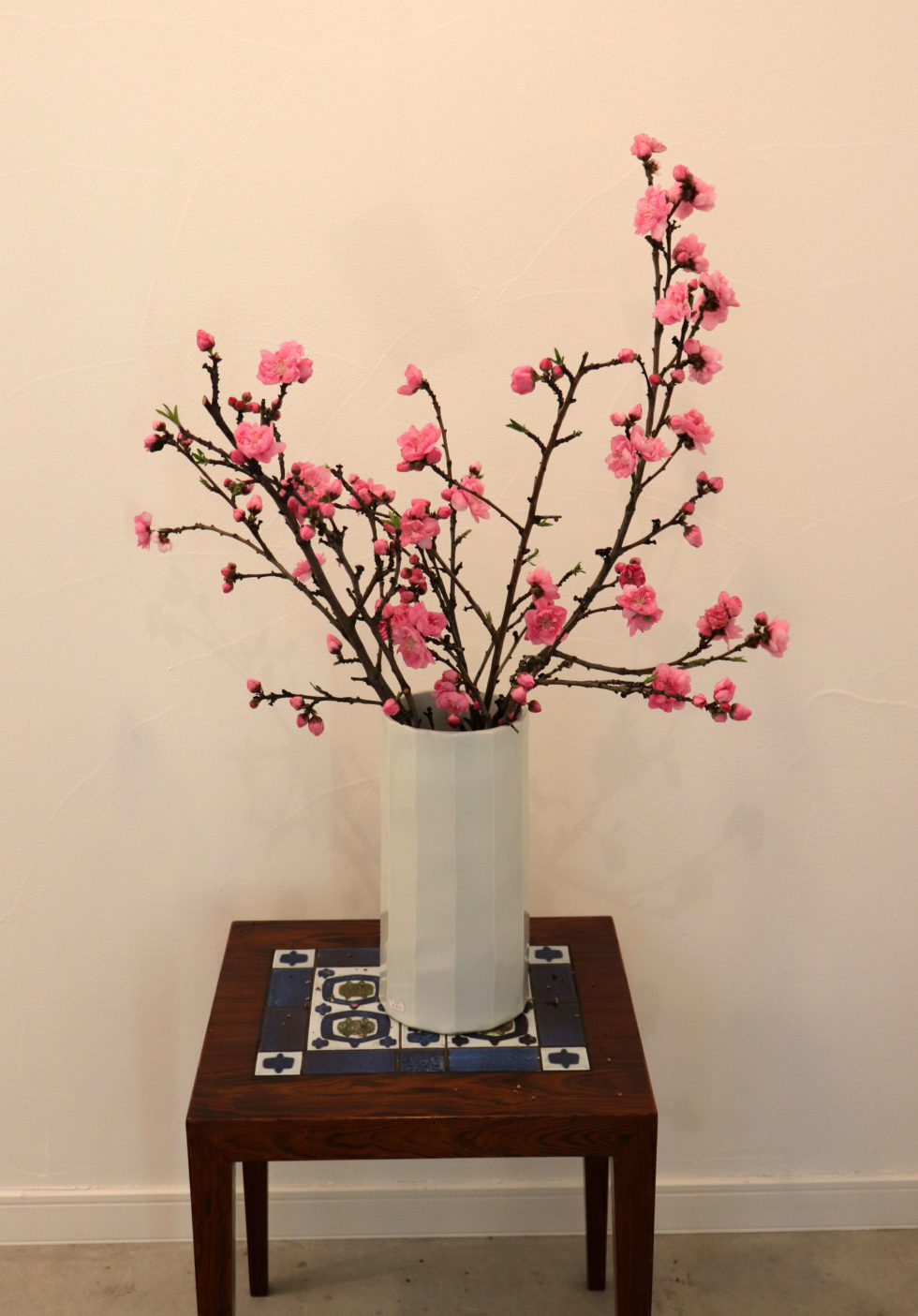 royal copenhagen tenera 五十嵐元次 花桃 pot and tea miho umezawa